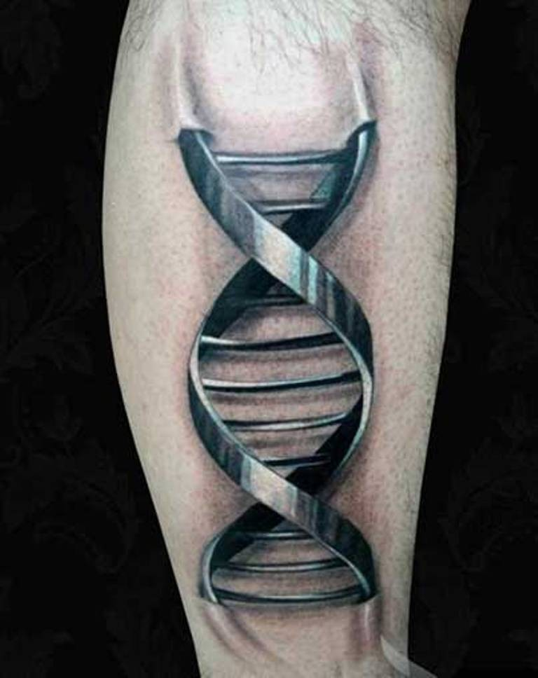 3D-Tattoos-You-Have-Never-Seen-Before-16 55 Most Jaw-Dropping 3D Tattoos You Have Never Seen