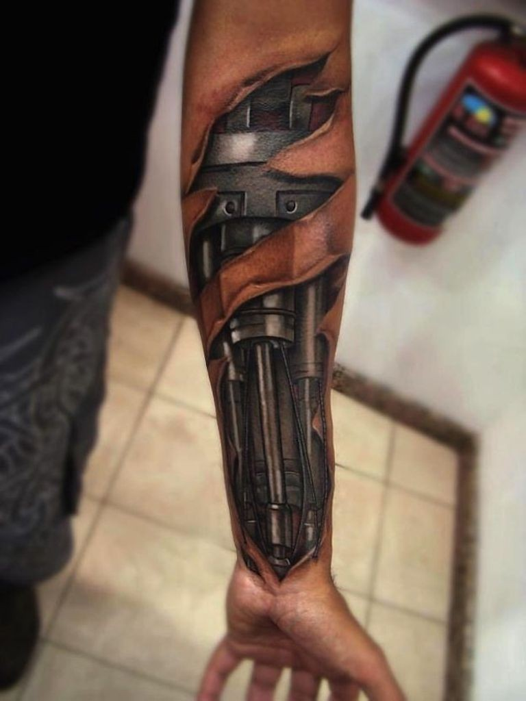 3D-Tattoos-You-Have-Never-Seen-Before-18 55 Most Jaw-Dropping 3D Tattoos You Have Never Seen