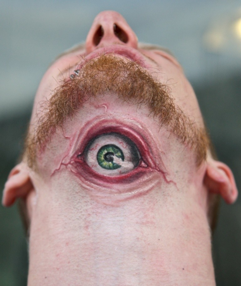 3D-Tattoos-You-Have-Never-Seen-Before-20 55 Most Jaw-Dropping 3D Tattoos You Have Never Seen