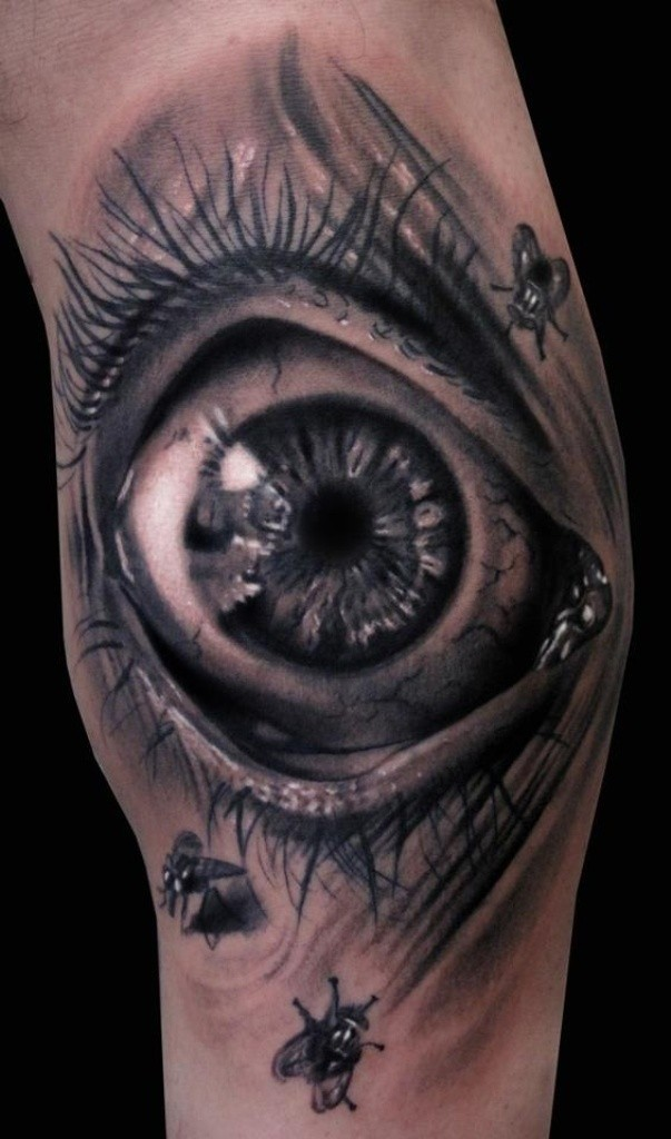 3D-Tattoos-You-Have-Never-Seen-Before-22 55 Most Jaw-Dropping 3D Tattoos You Have Never Seen