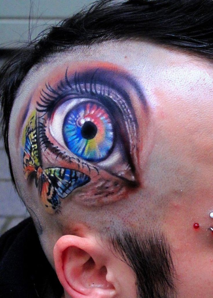 3D-Tattoos-You-Have-Never-Seen-Before-27 55 Most Jaw-Dropping 3D Tattoos You Have Never Seen