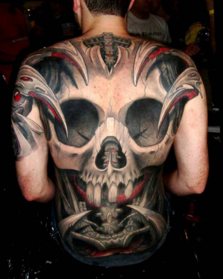 3D-Tattoos-You-Have-Never-Seen-Before-29 55 Most Jaw-Dropping 3D Tattoos You Have Never Seen