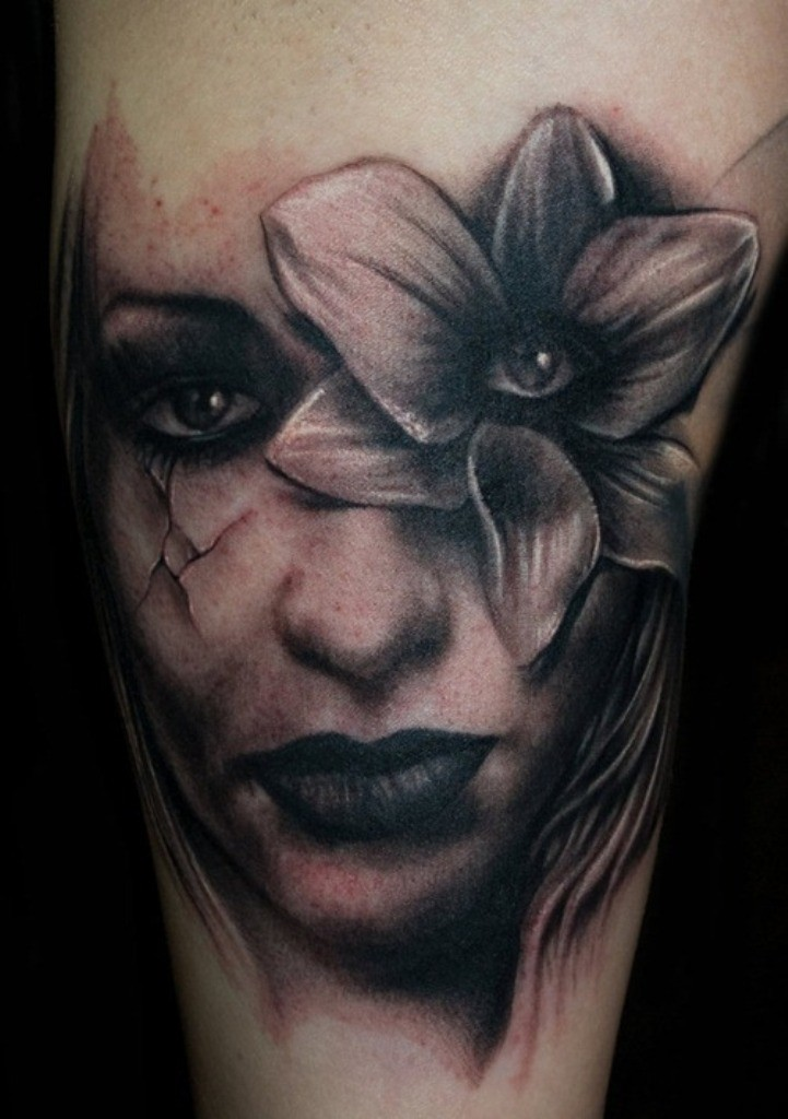 3D-Tattoos-You-Have-Never-Seen-Before-31 55 Most Jaw-Dropping 3D Tattoos You Have Never Seen