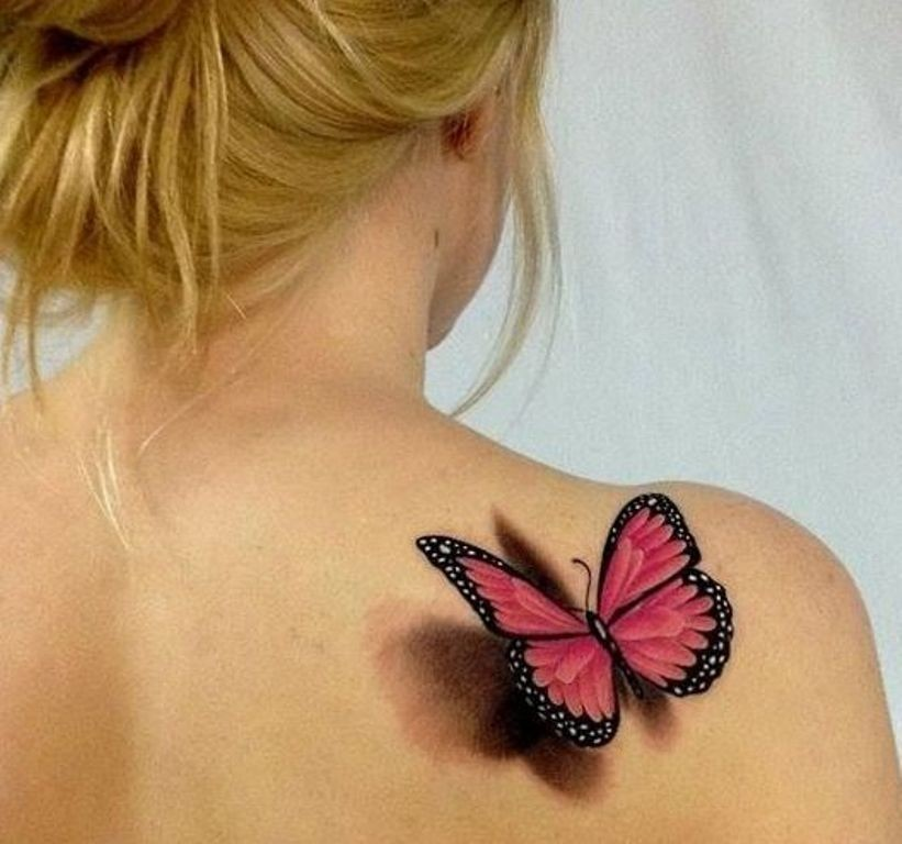3D-Tattoos-You-Have-Never-Seen-Before-37 55 Most Jaw-Dropping 3D Tattoos You Have Never Seen