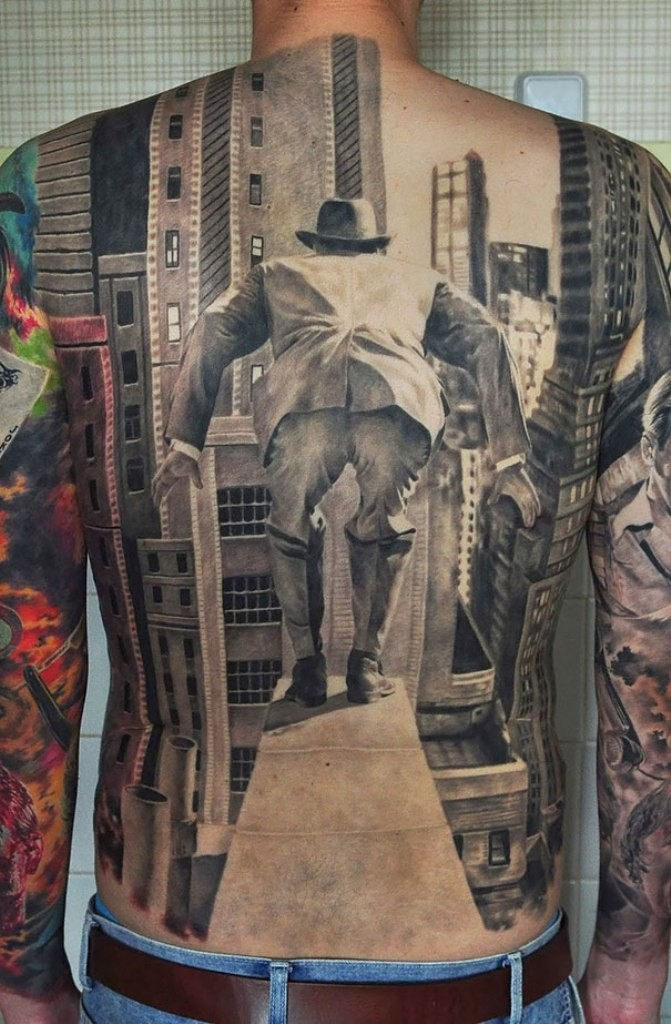 3D-Tattoos-You-Have-Never-Seen-Before-39 55 Most Jaw-Dropping 3D Tattoos You Have Never Seen