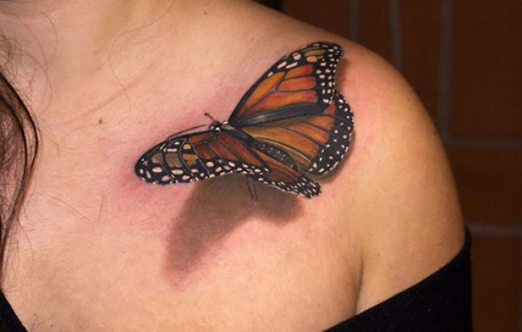 3D-Tattoos-You-Have-Never-Seen-Before-49 55 Most Jaw-Dropping 3D Tattoos You Have Never Seen