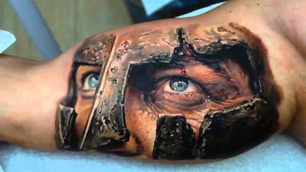 55 Most Jaw-Dropping 3D Tattoos You Have Never Seen | Pouted.com