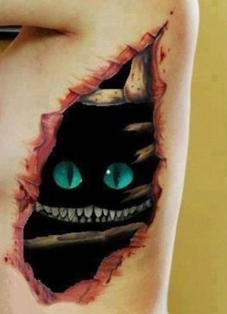 3D-Tattoos-You-Have-Never-Seen-Before-51 55 Most Jaw-Dropping 3D Tattoos You Have Never Seen