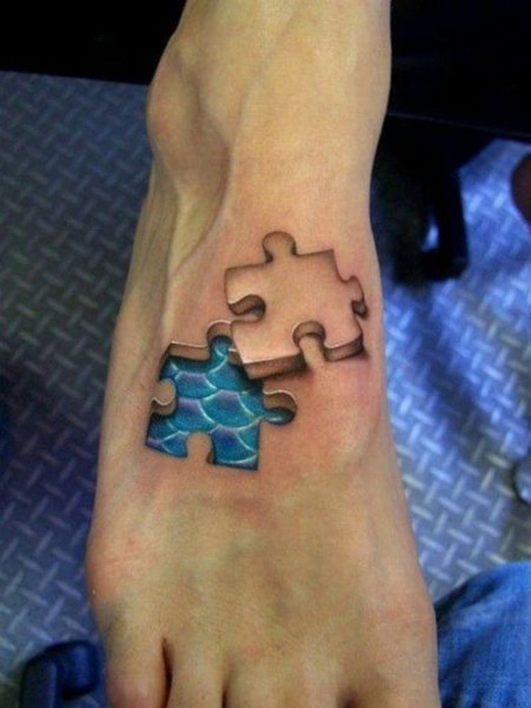3D-Tattoos-You-Have-Never-Seen-Before-54 55 Most Jaw-Dropping 3D Tattoos You Have Never Seen