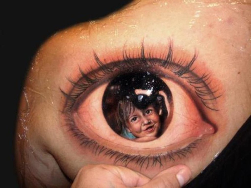 3D-Tattoos-You-Have-Never-Seen-Before-55 55 Most Jaw-Dropping 3D Tattoos You Have Never Seen