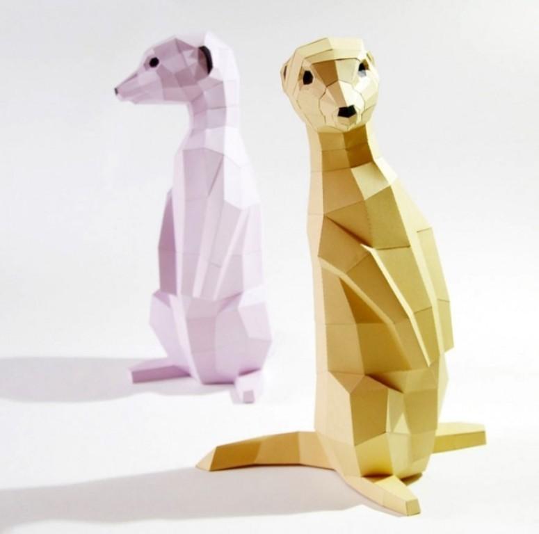 3D-paper-sculpture-art-10 50 Most Unbelievable & Amazing 3D Paper Sculptures