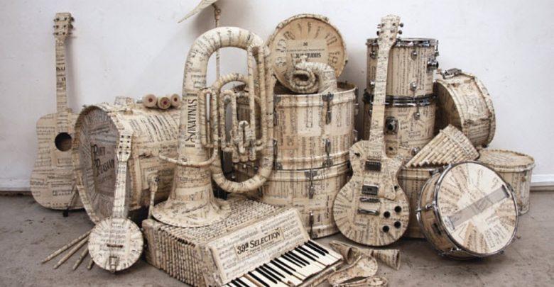 Photo of 50 Most Unbelievable & Amazing 3D Paper Sculptures