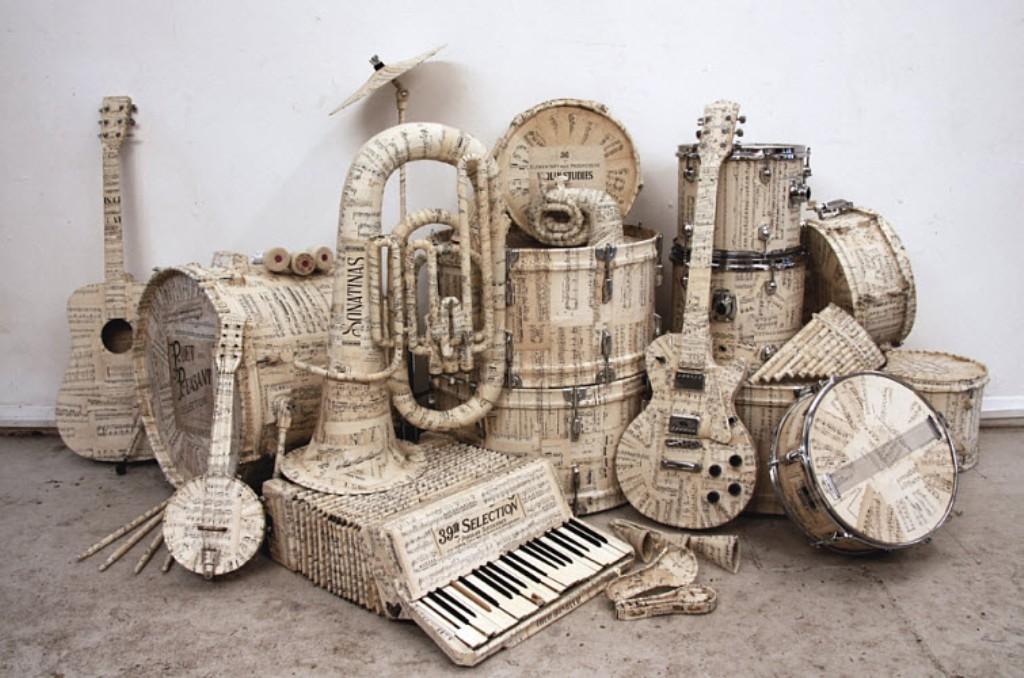 3D-paper-sculpture-art-11 50 Most Unbelievable & Amazing 3D Paper Sculptures