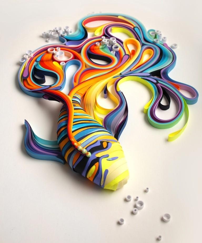 3D-paper-sculpture-art-13 50 Most Unbelievable & Amazing 3D Paper Sculptures