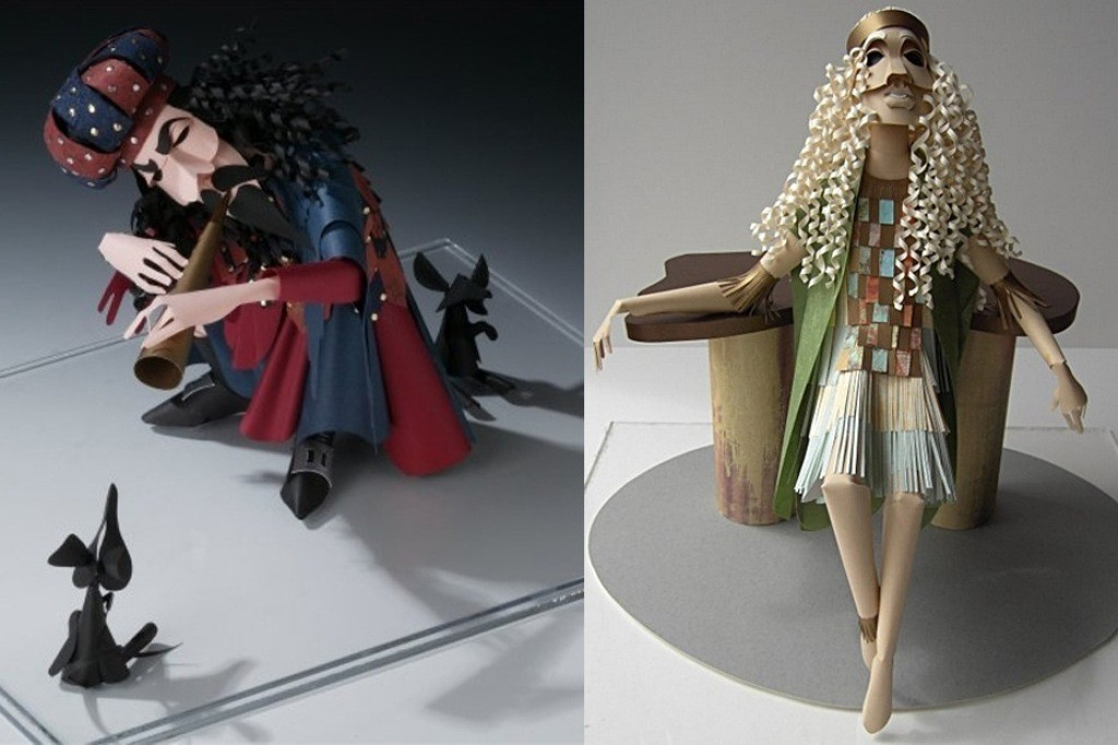 3D-paper-sculpture-art-15 50 Most Unbelievable & Amazing 3D Paper Sculptures