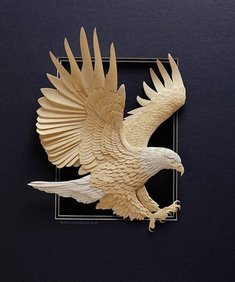 3D-paper-sculpture-art-16 50 Most Unbelievable & Amazing 3D Paper Sculptures