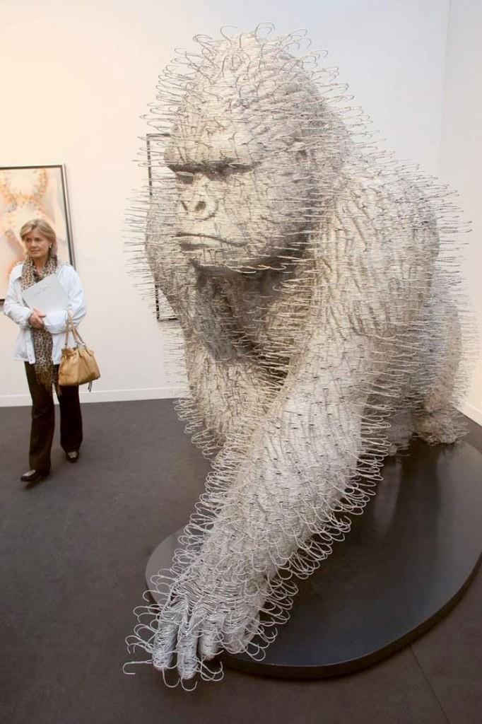 3D-paper-sculpture-art-20 50 Most Unbelievable & Amazing 3D Paper Sculptures