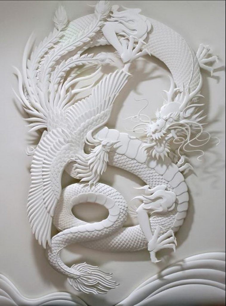 3D-paper-sculpture-art-3 50 Most Unbelievable & Amazing 3D Paper Sculptures
