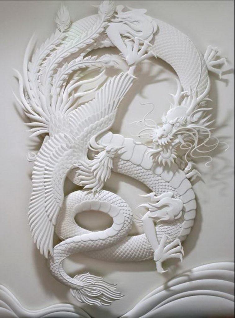3D-paper-sculpture-art-3 50 Most Unbelievable & Amazing 3D Paper Sculptures