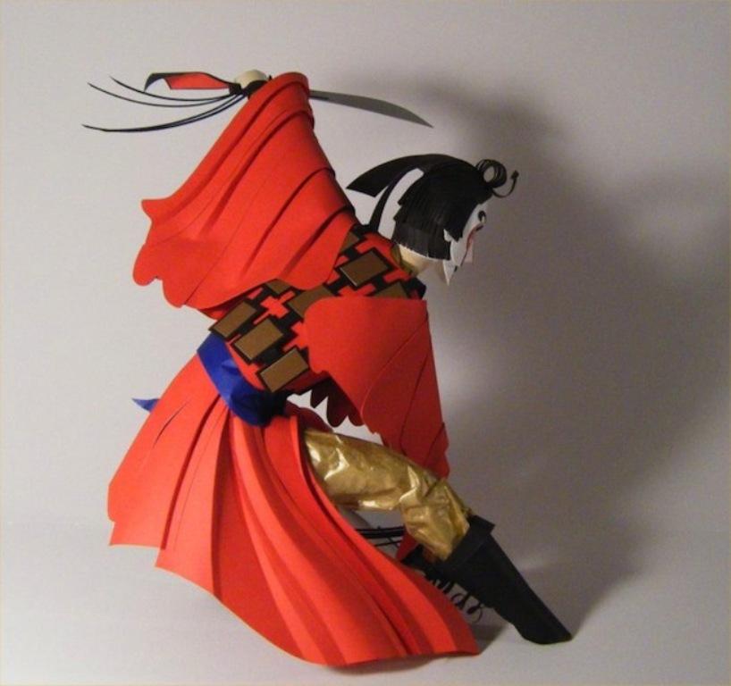 3D-paper-sculpture-art-32 50 Most Unbelievable & Amazing 3D Paper Sculptures