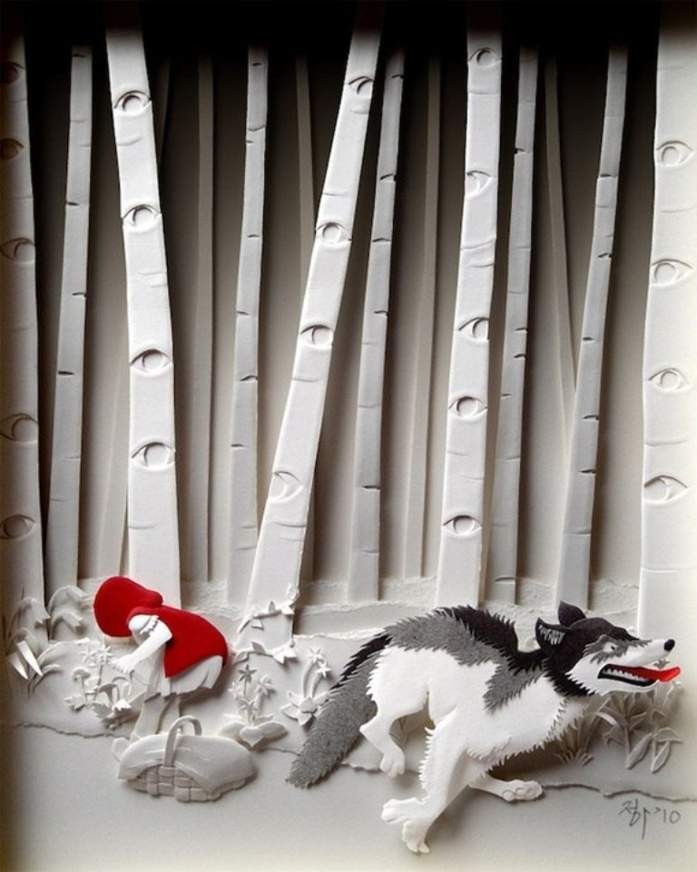 3D-paper-sculpture-art-34 50 Most Unbelievable & Amazing 3D Paper Sculptures