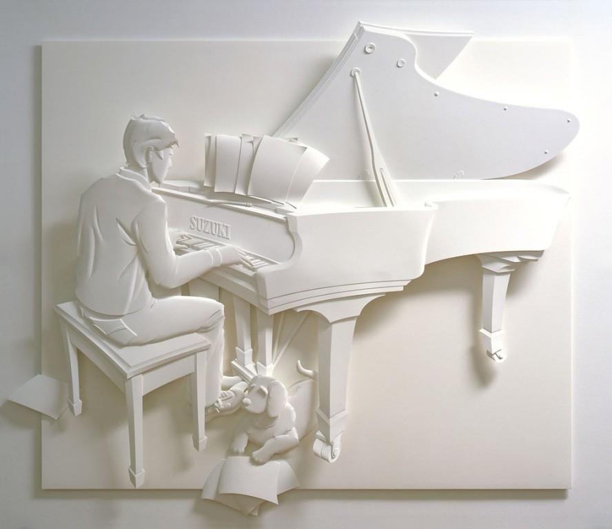 3D-paper-sculpture-art-42 50 Most Unbelievable & Amazing 3D Paper Sculptures