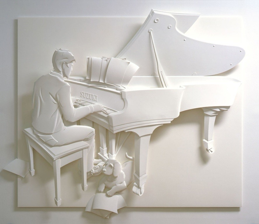 3D-paper-sculpture-art-42 50 Most Unbelievable & Amazing 3D Paper Sculptures