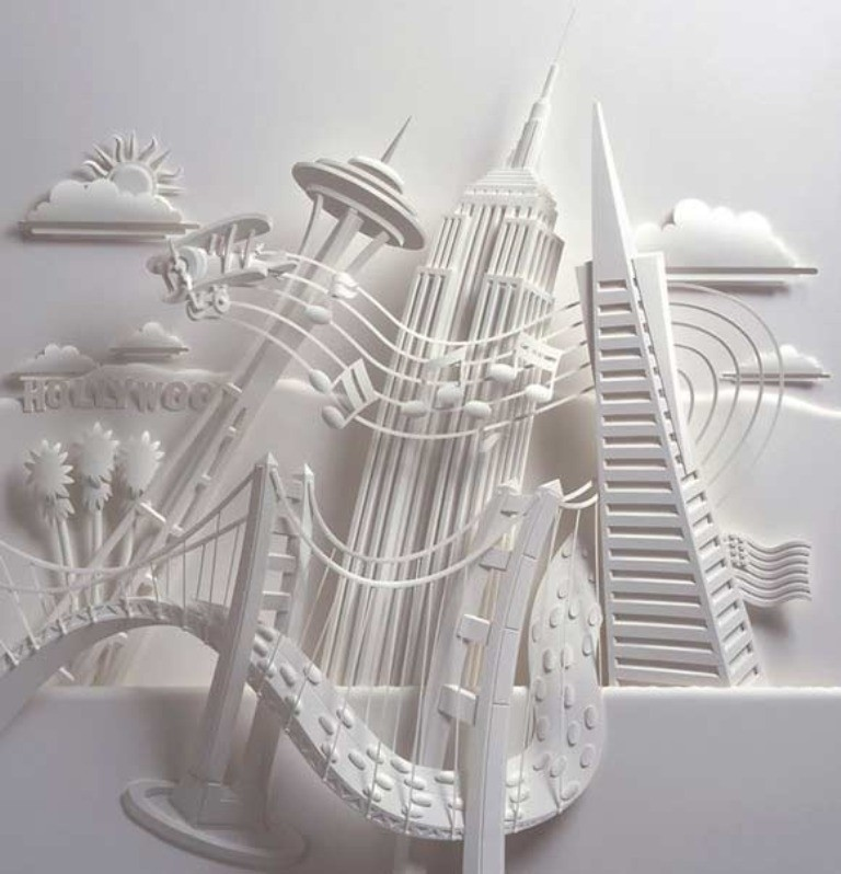3D-paper-sculpture-art-44 50 Most Unbelievable & Amazing 3D Paper Sculptures