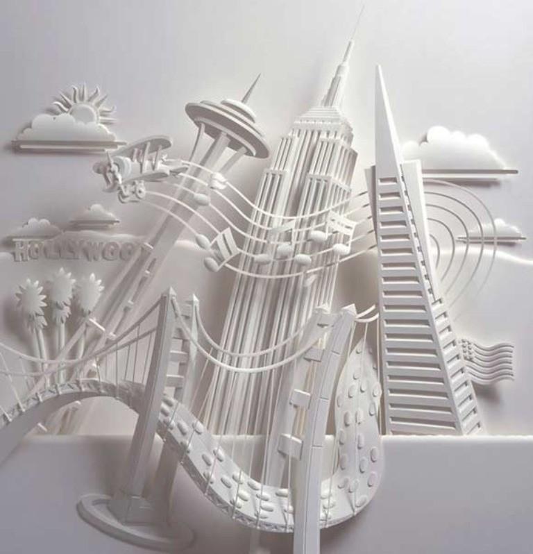 3D-paper-sculpture-art-44 50 Most Unbelievable & Amazing 3D Paper Sculptures