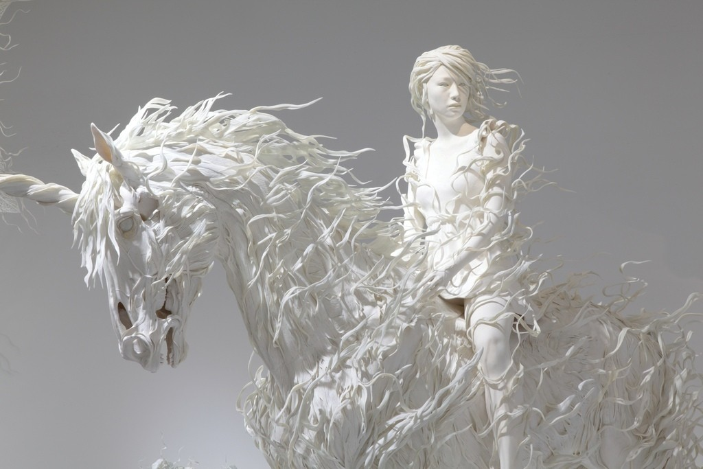 3D-paper-sculpture-art-51 50 Most Unbelievable & Amazing 3D Paper Sculptures