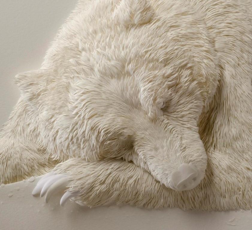 3D-paper-sculpture-art-6 50 Most Unbelievable & Amazing 3D Paper Sculptures