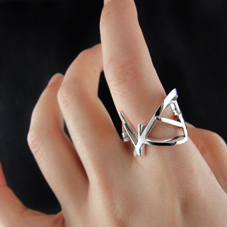 3D-printed-jewelry-designs-1 50 Coolest 3D Printed Jewelry Designs