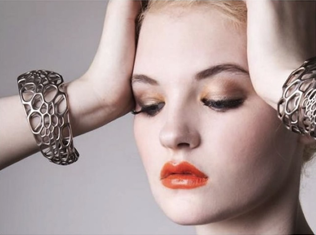 3D-printed-jewelry-designs-26 50 Coolest 3D Printed Jewelry Designs