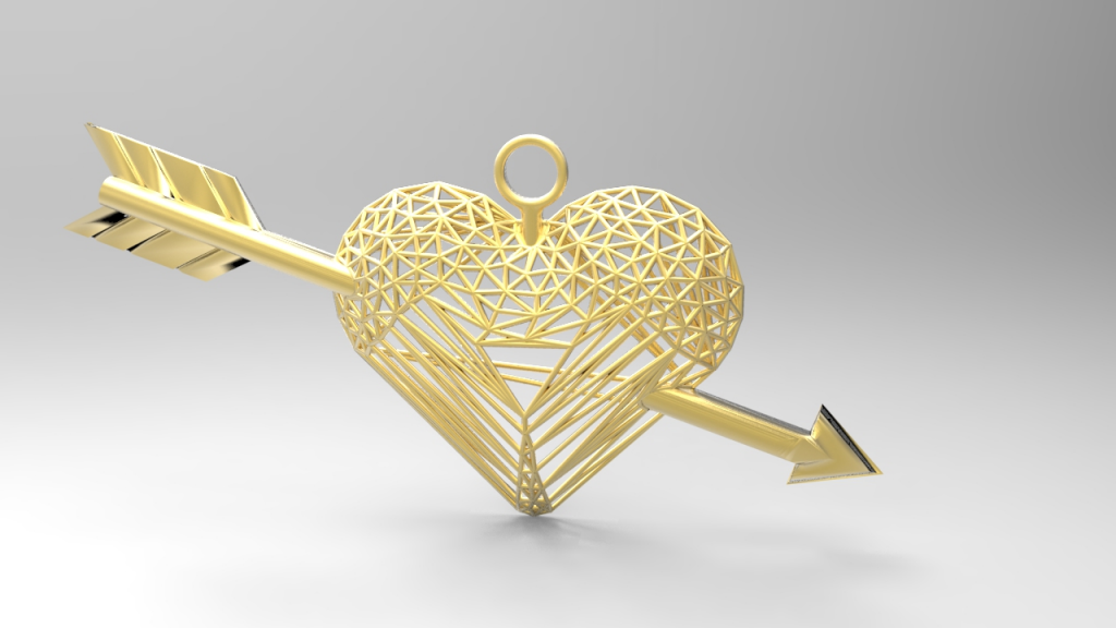 3D-printed-jewelry-designs-35 50 Coolest 3D Printed Jewelry Designs