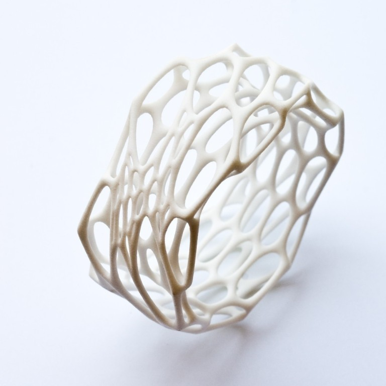 3D-printed-jewelry-designs-36 50 Coolest 3D Printed Jewelry Designs