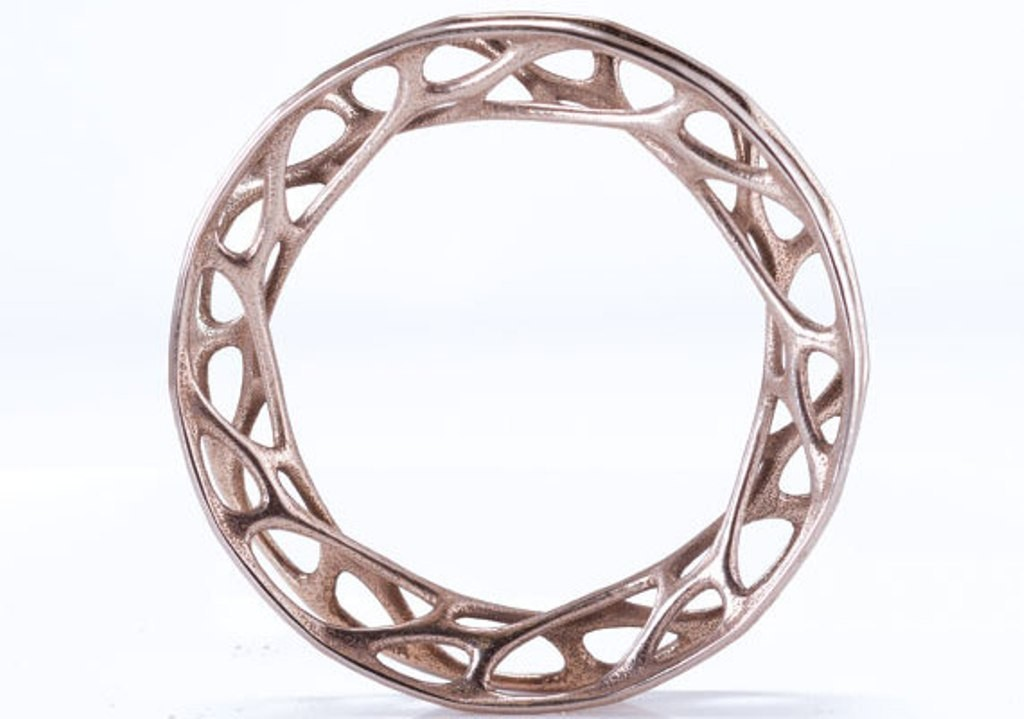 3D-printed-jewelry-designs-4 50 Coolest 3D Printed Jewelry Designs