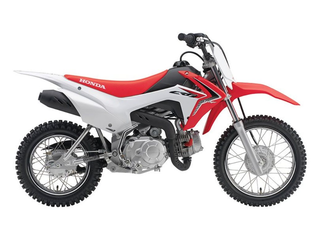 CRF110F-2015 Best 25 Motorcycle Models Released by Honda