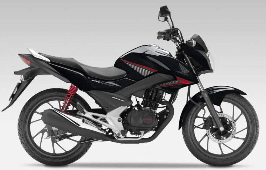 Honda-CB125F Best 25 Motorcycle Models Released by Honda