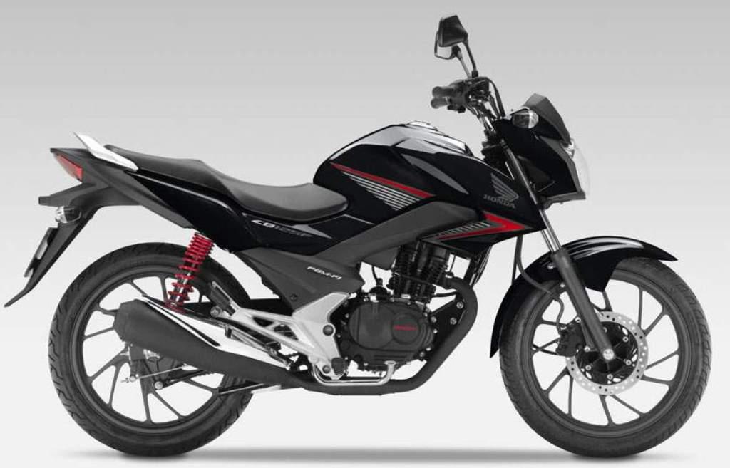 Honda-CB125F Best 25 Motorcycle Models Released by Honda