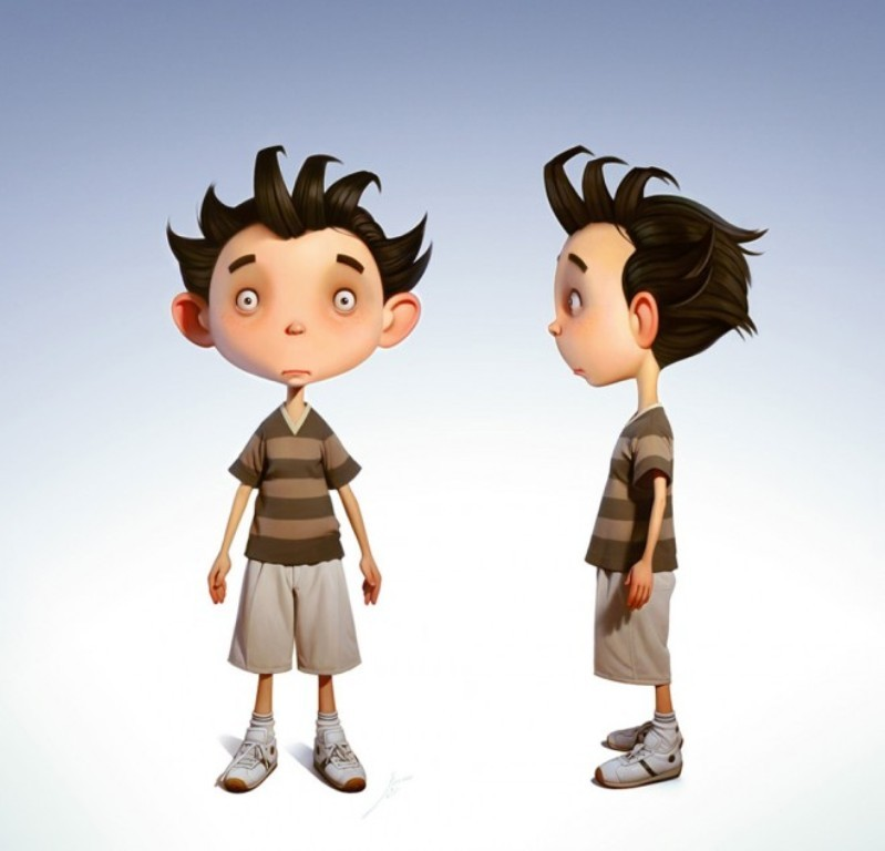 Most-Beautiful-3D-Cartoon-Character-Designs-1 60 Most Beautiful 3D Cartoon Character Designs