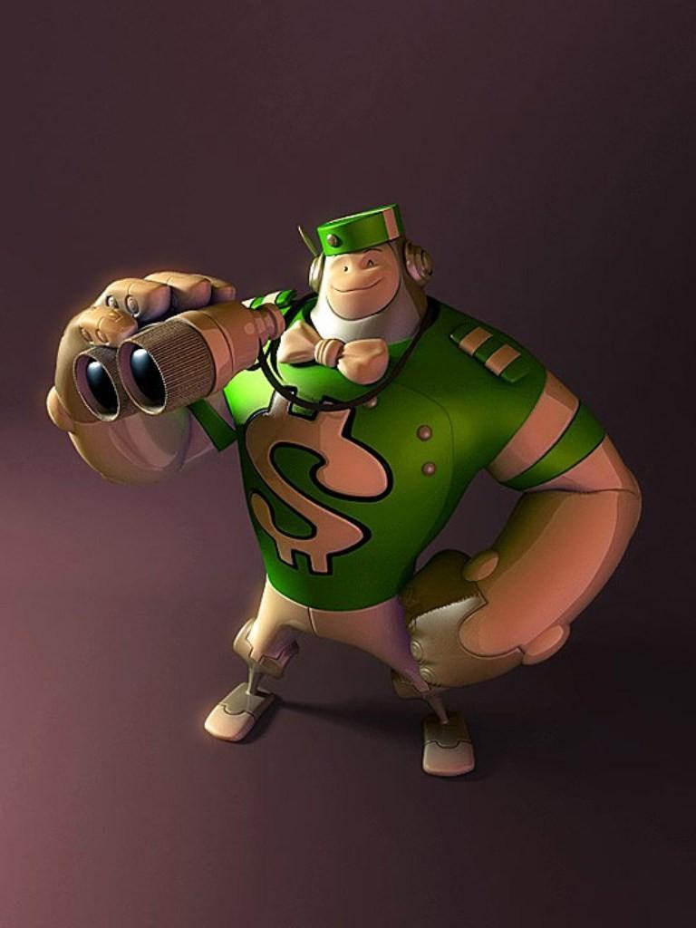 Most-Beautiful-3D-Cartoon-Character-Designs-10 60 Most Beautiful 3D Cartoon Character Designs