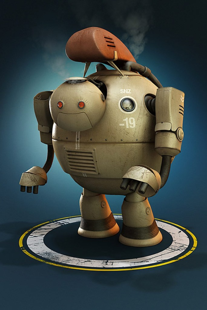 Most-Beautiful-3D-Cartoon-Character-Designs-16 60 Most Beautiful 3D Cartoon Character Designs