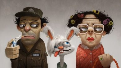 Photo of 60 Most Beautiful 3D Cartoon Character Designs