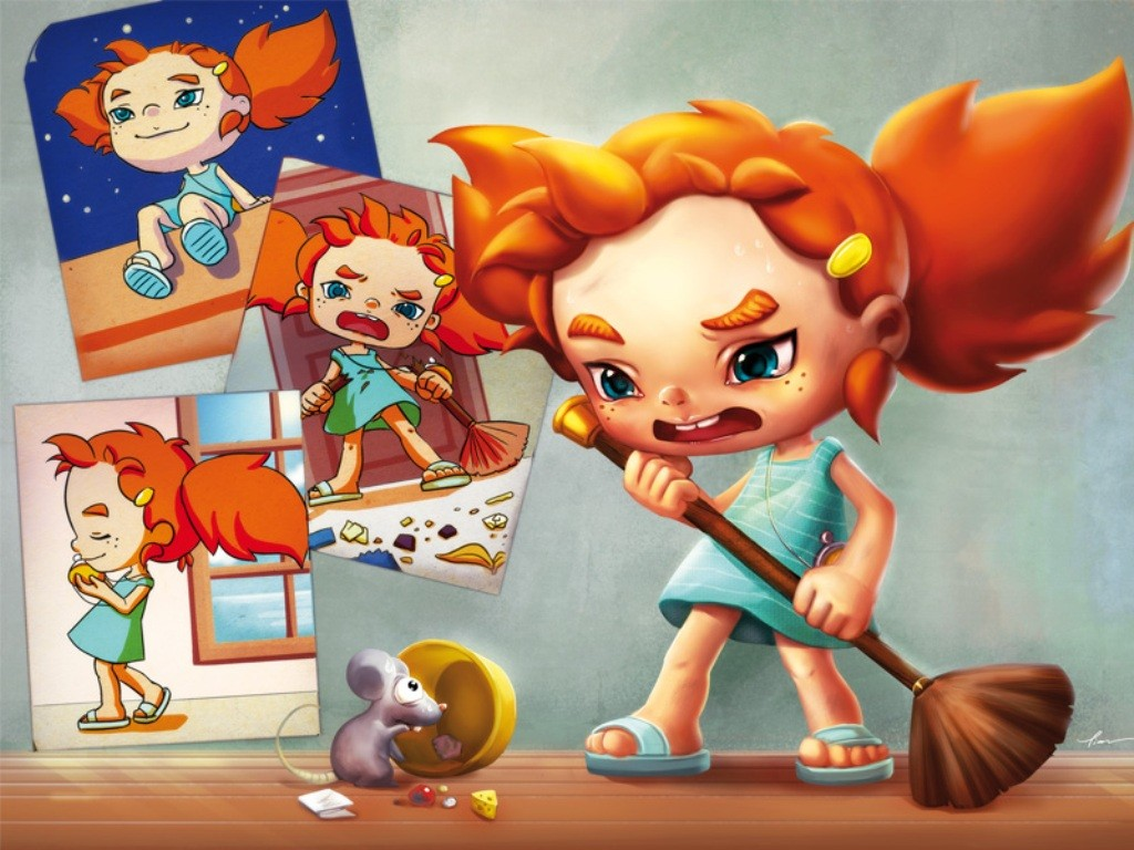 Most-Beautiful-3D-Cartoon-Character-Designs-29 60 Most Beautiful 3D Cartoon Character Designs