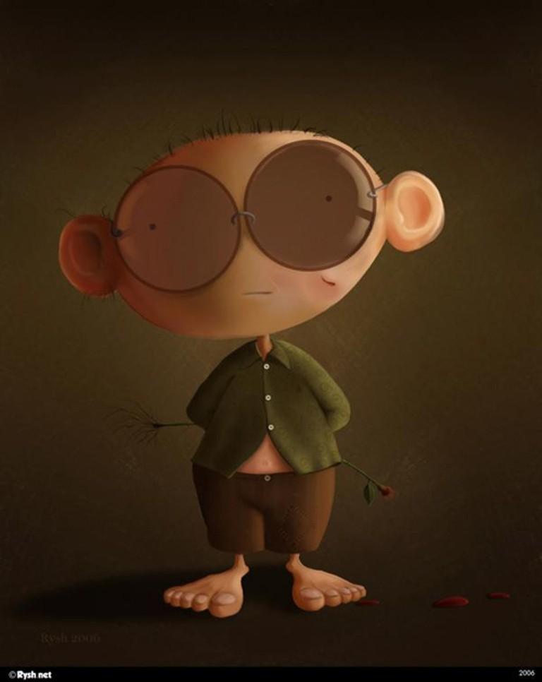 Most-Beautiful-3D-Cartoon-Character-Designs-31 60 Most Beautiful 3D Cartoon Character Designs