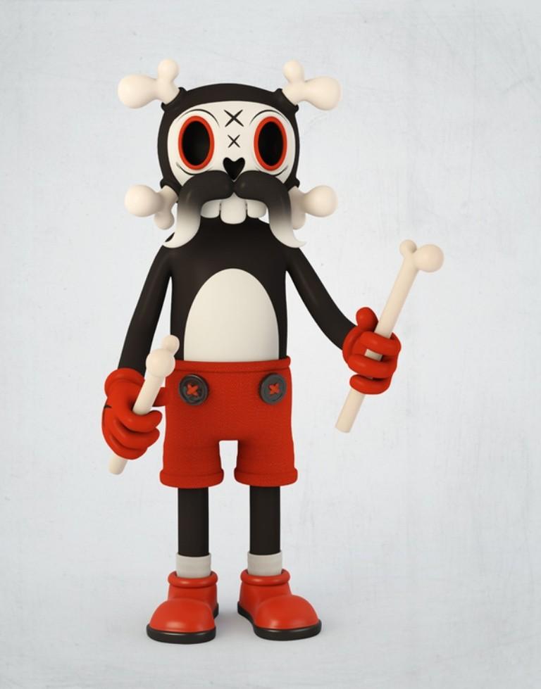 Most-Beautiful-3D-Cartoon-Character-Designs-36 60 Most Beautiful 3D Cartoon Character Designs