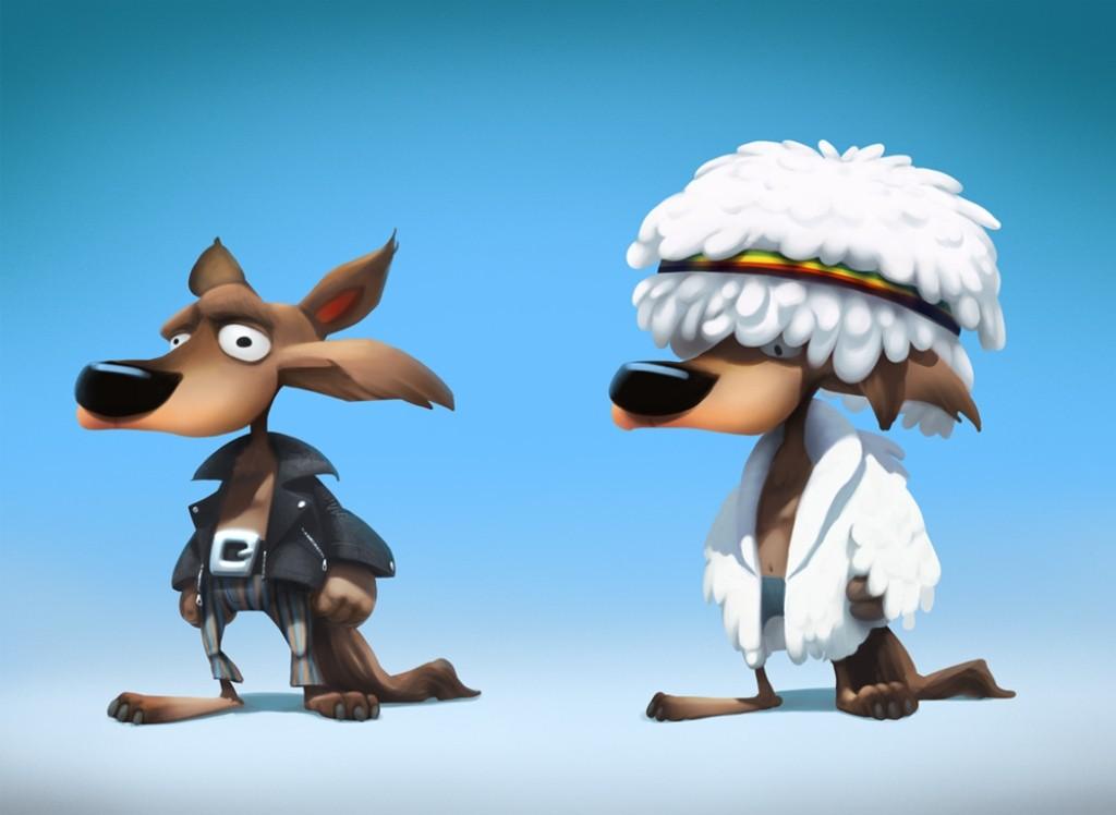 Most-Beautiful-3D-Cartoon-Character-Designs-38 60 Most Beautiful 3D Cartoon Character Designs