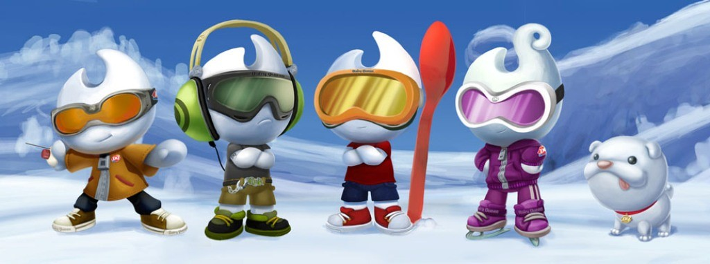 Most-Beautiful-3D-Cartoon-Character-Designs-47 60 Most Beautiful 3D Cartoon Character Designs