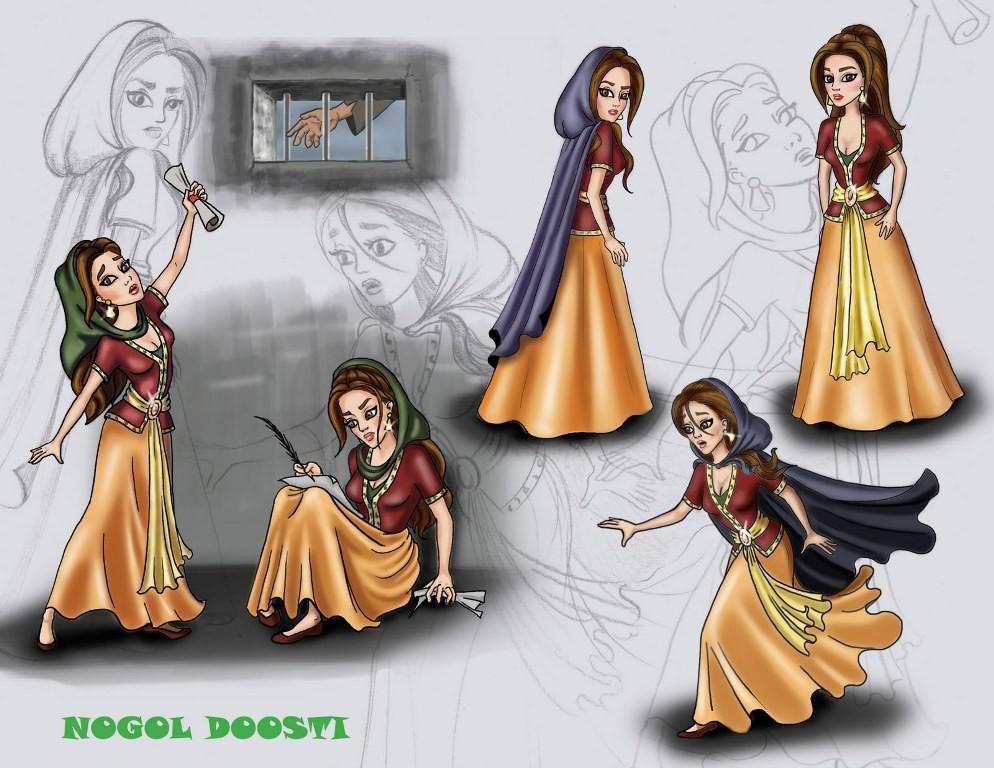 Most-Beautiful-3D-Cartoon-Character-Designs-48 60 Most Beautiful 3D Cartoon Character Designs