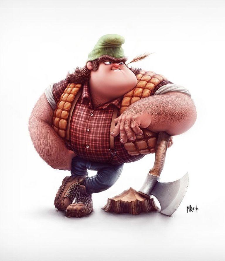 Most-Beautiful-3D-Cartoon-Character-Designs-58 60 Most Beautiful 3D Cartoon Character Designs
